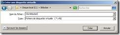 Disquette BitLocker